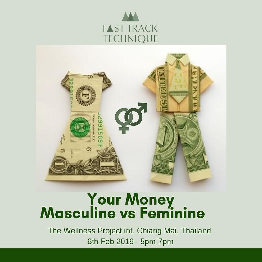 Chiang Mai - Your Money  ♂ vs ♀