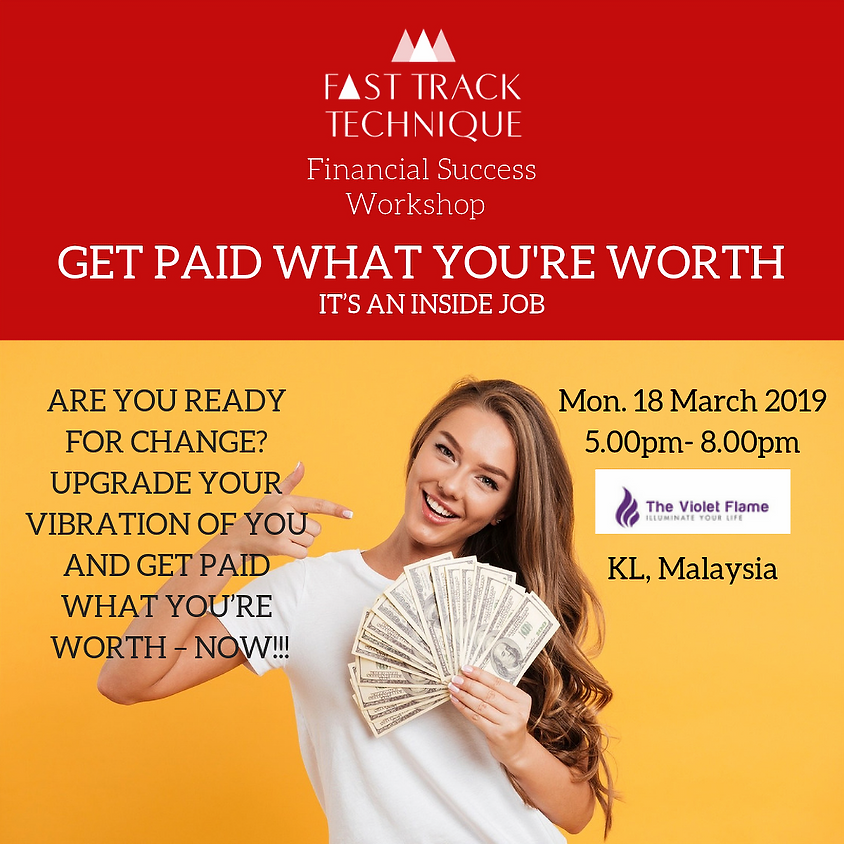 KL- Get Paid What Your Worth