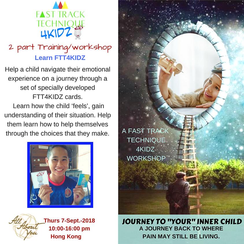 Hong Kong - Ftt4kidz Training/Journey to your Inner Child