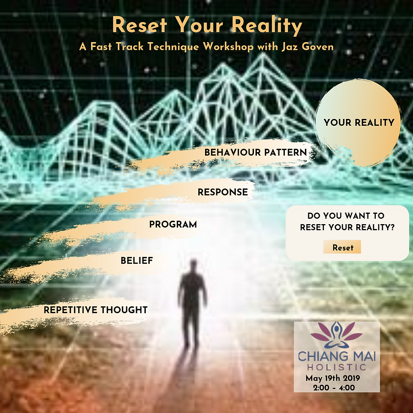 Re-set Your Reality of You