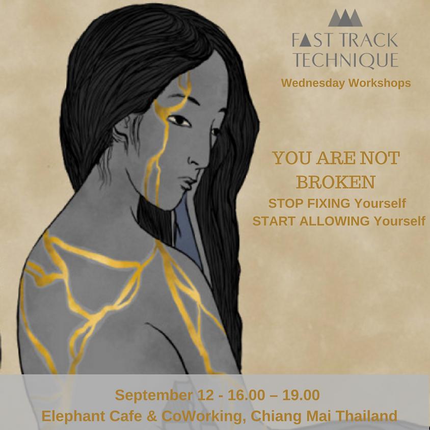 Chiang Mai Stop Fixing- Start Allowing