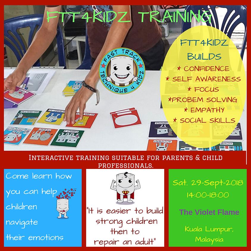 KL Malaysia-FTT4KIDZ Training