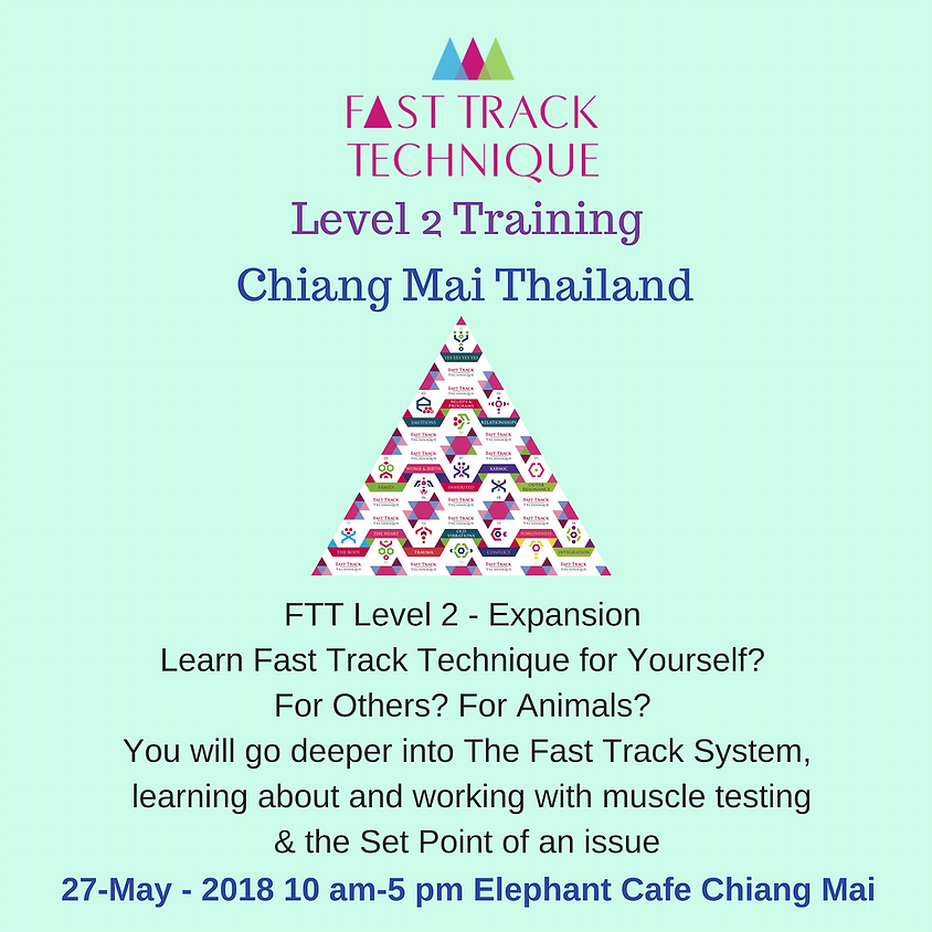 Fast Track Technique Level 2 May 2018 CM