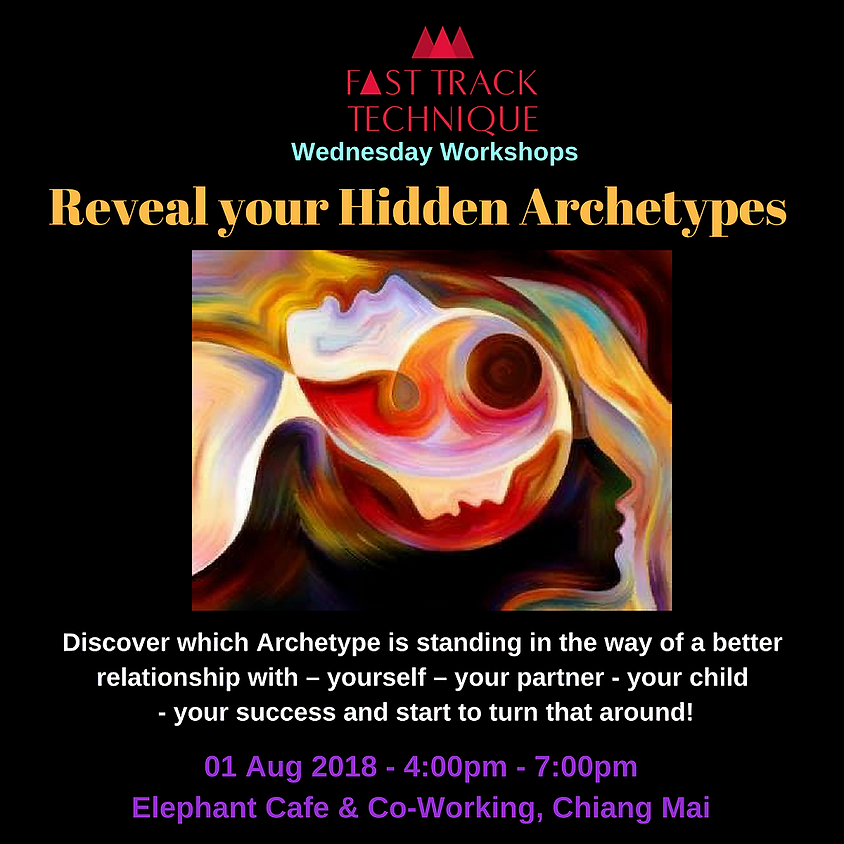 Reveal your Hidden Archetypes