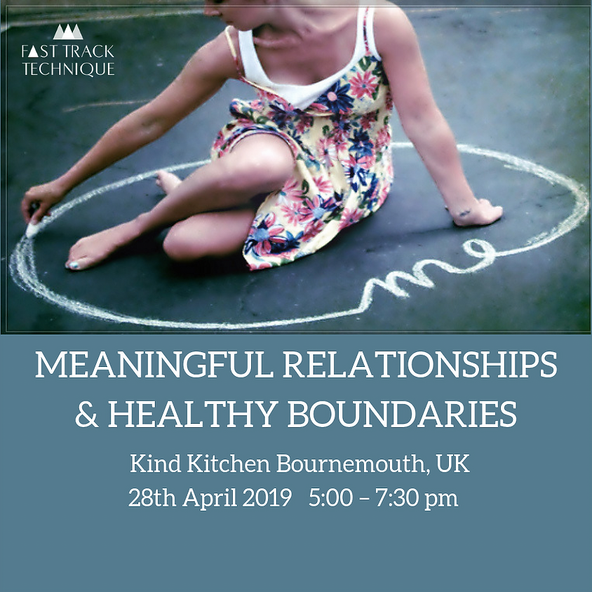 UK-Meaningful Relationships  &  Healthy Boundaries
