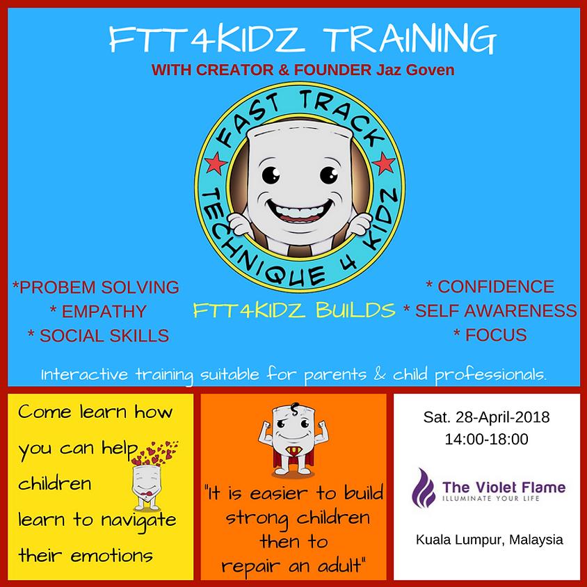 FTT4KIDZ Training KL