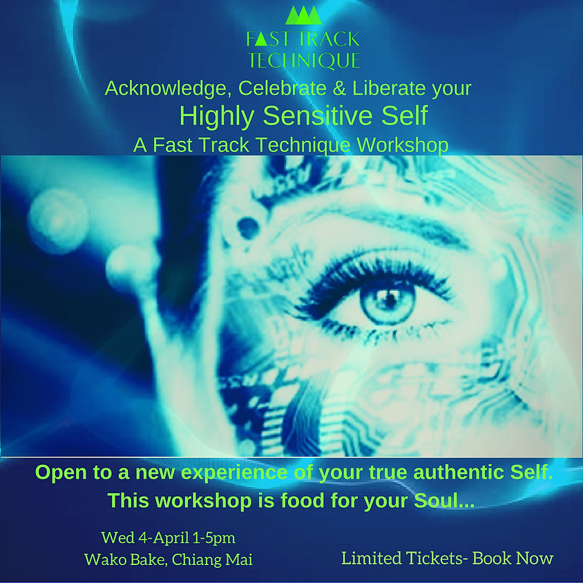 Liberate Your Highly Sensitive Self