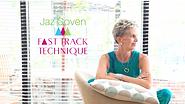 Jaz Goven Fast Track Technique colorful.