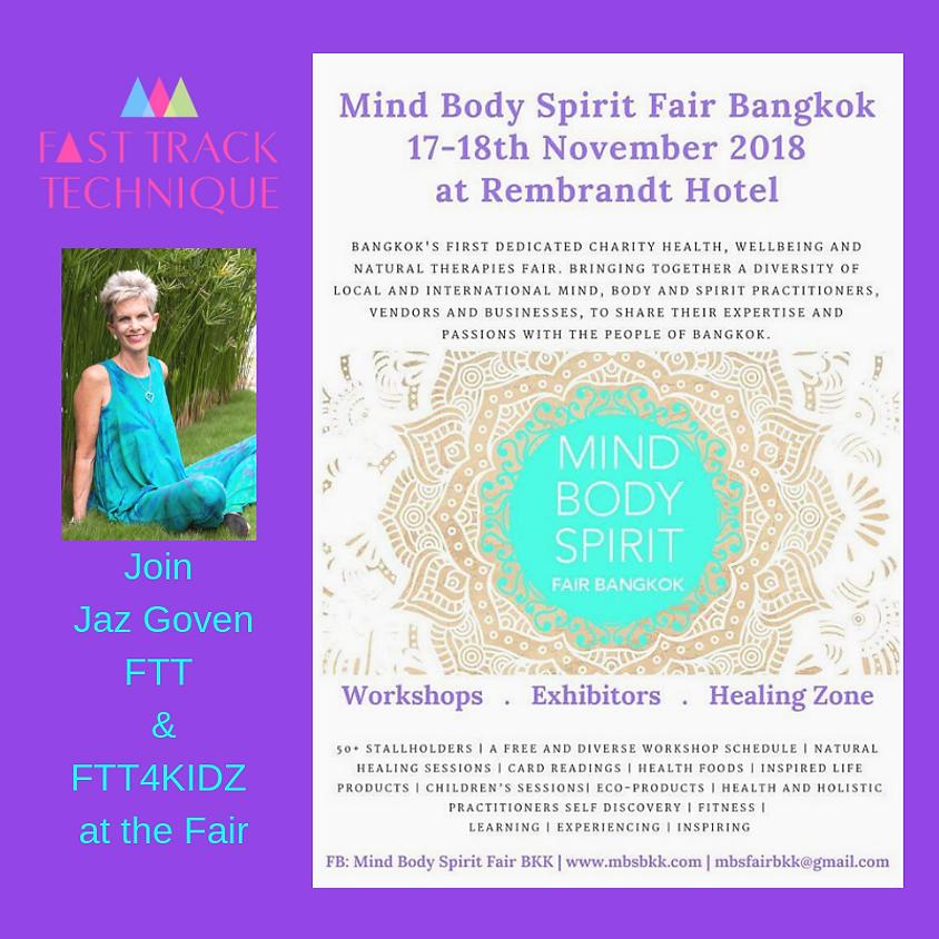 Bangkok Mind, Body and Spirit Fair