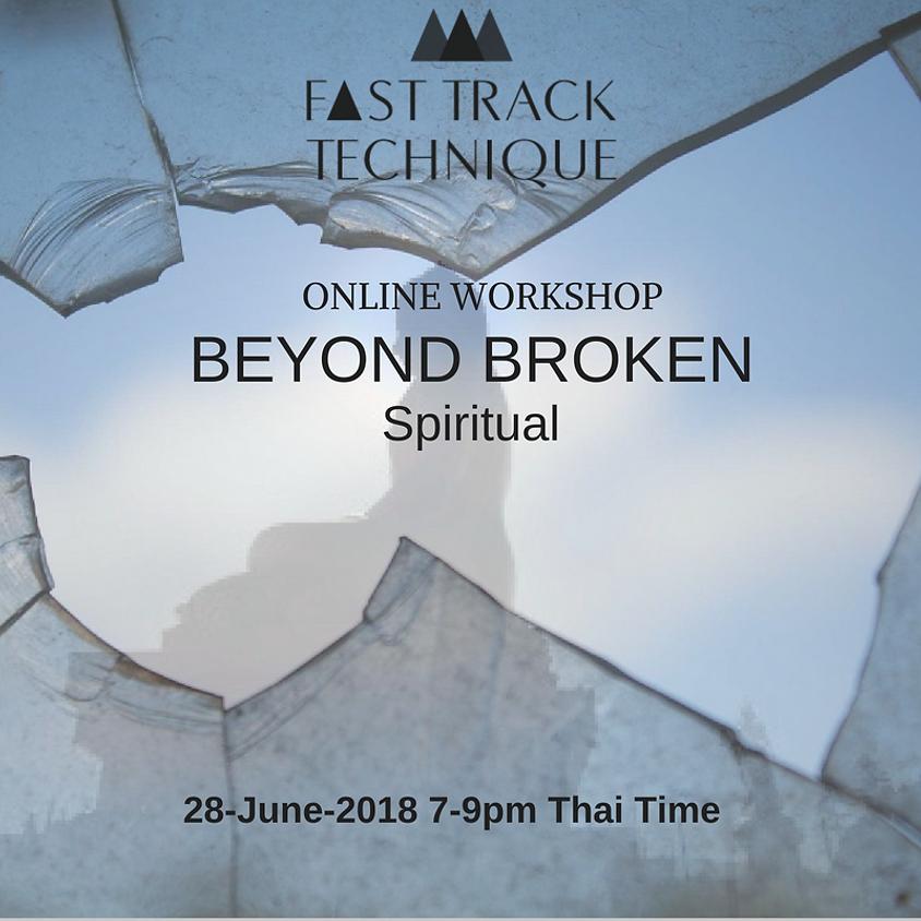 Beyond Broken - Spiritual