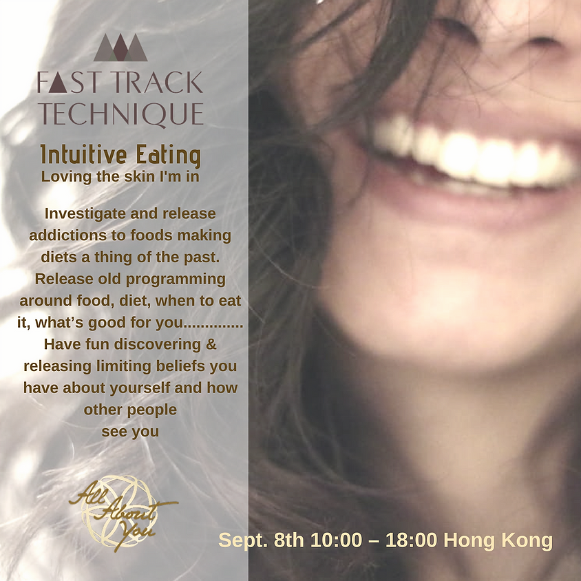 Hong Kong - Intuitive Eating: Loving The Skin I'm In