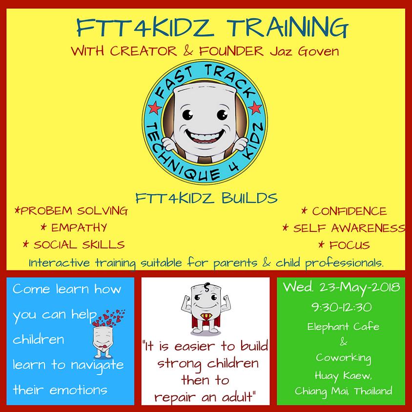 FTT4KIDZ Training Chiang Mai