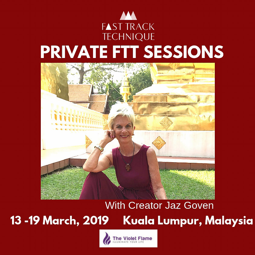 FTT Private Session in KL, Malaysia