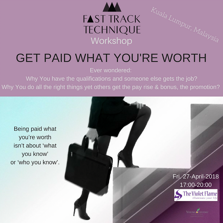 Get Paid What You're Worth!