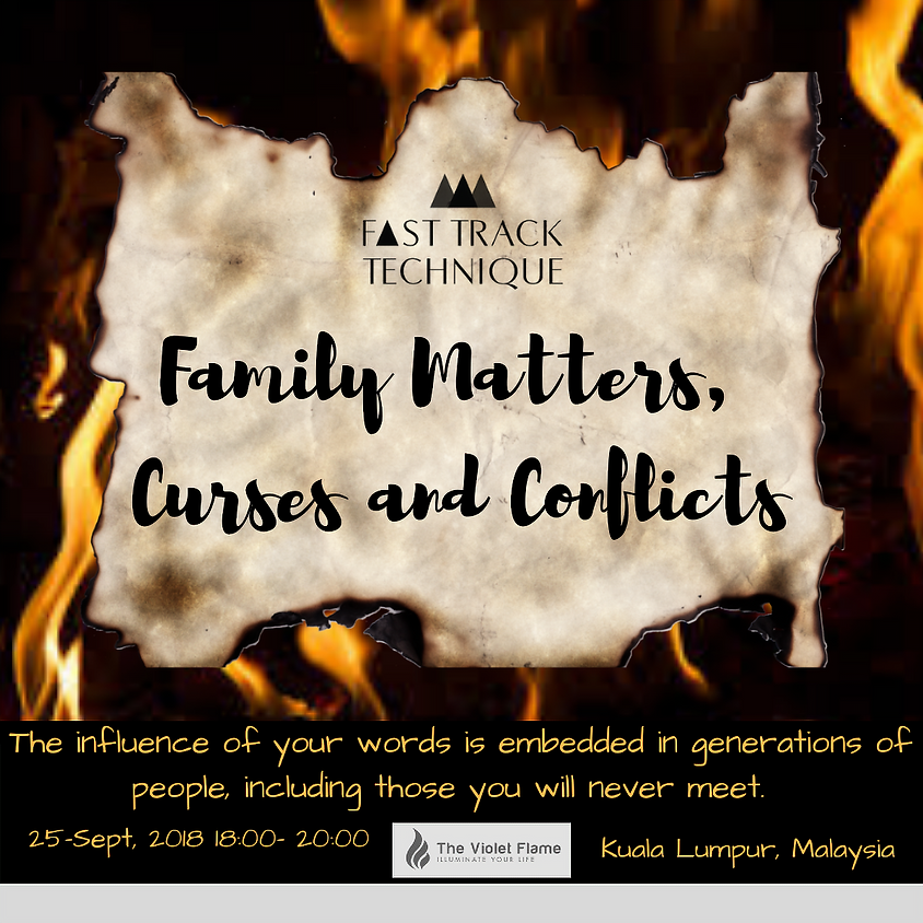 KL Malaysia-Family Matters Curses and Conflicts