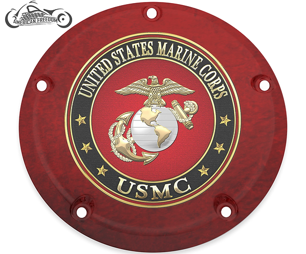 US MARINE CORPS (RED)