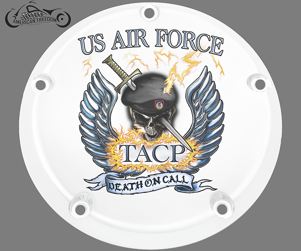 US AIR FORCE TACP (WHITE)