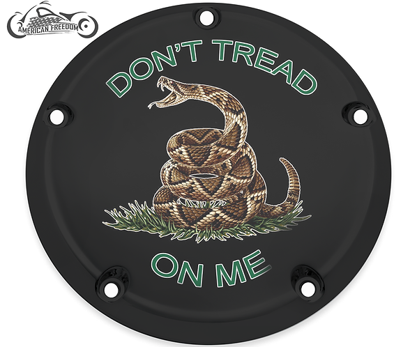 DON'T TREAD ON ME GRASS RATTLESNAKE
