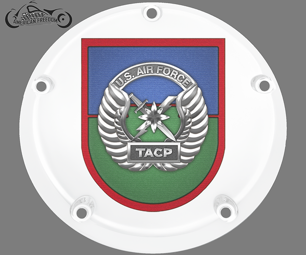 US AIR FORCE TACP PLAQUE