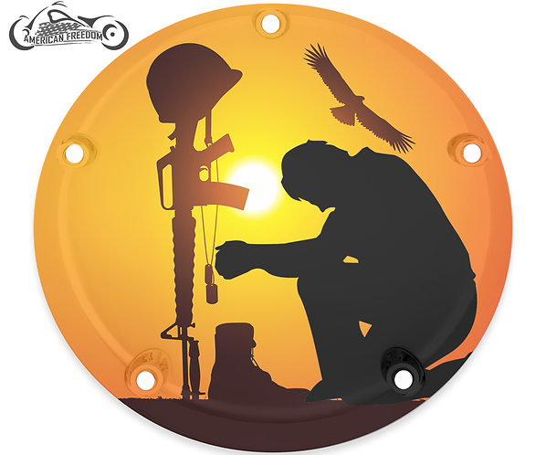 FALLEN SOLDIER EAGLE