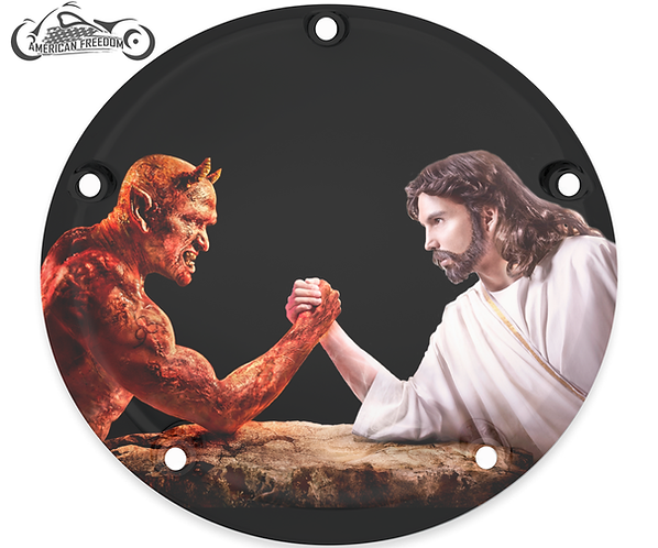 CHRIST VS ANTICHRIST
