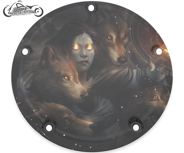 WITCH & WOLVES