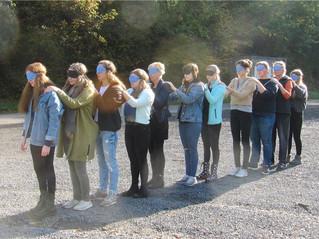 Workshop au lycée de Calvarienberg, Allemagne