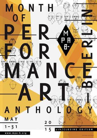 Préparation des performances pour Month of Performance Art Berlin