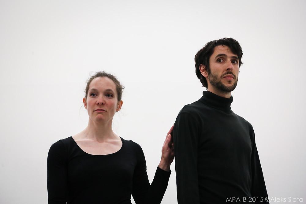 Performance Delphine Richer et Térence Meunier MPA-B 2015