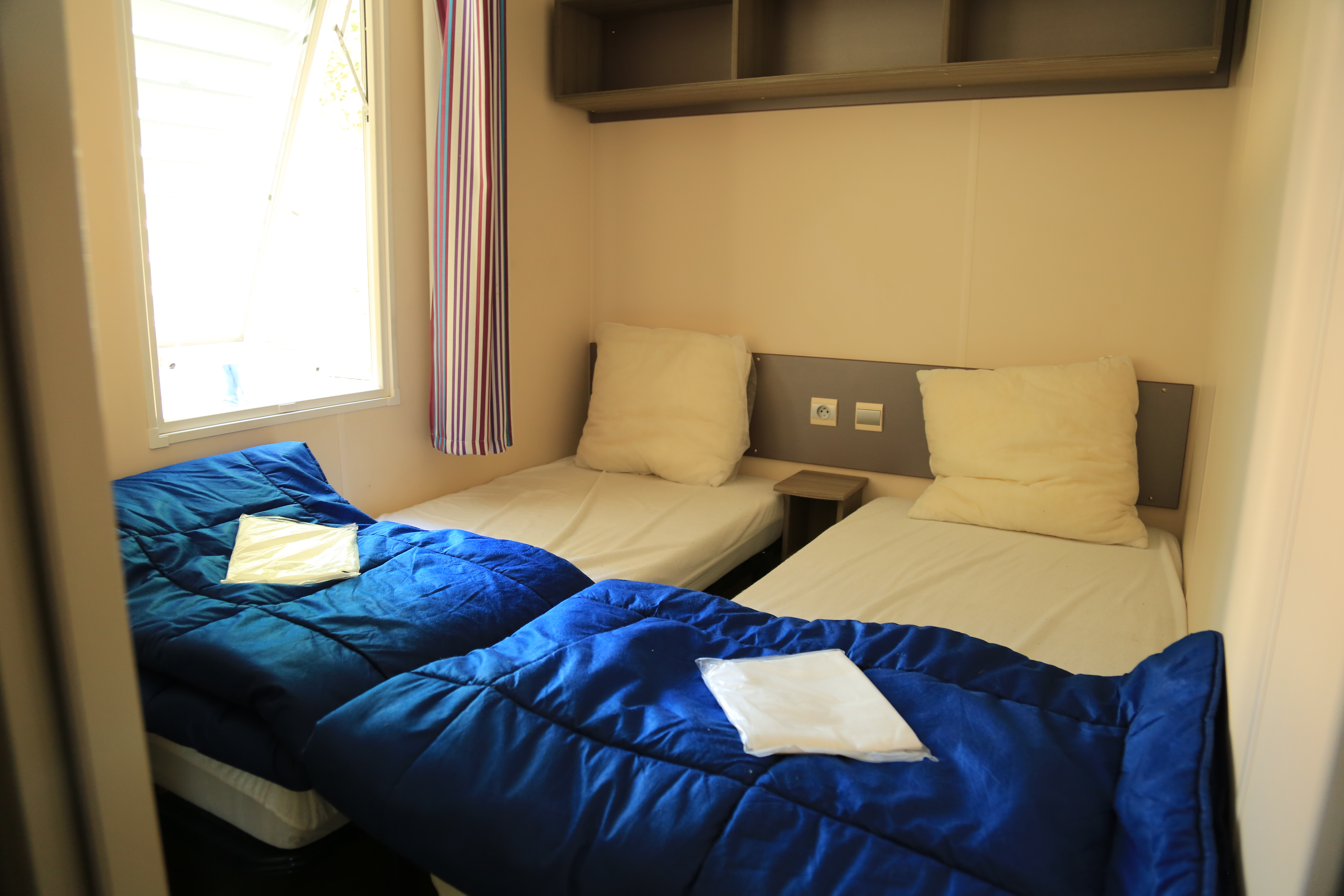 Location mobil-home PMR, Languedoc