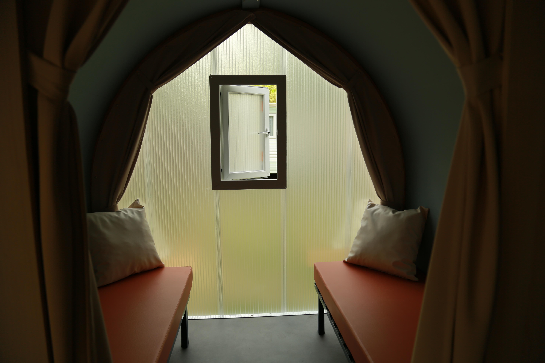Tente Coco sweet, camping Le Garel.