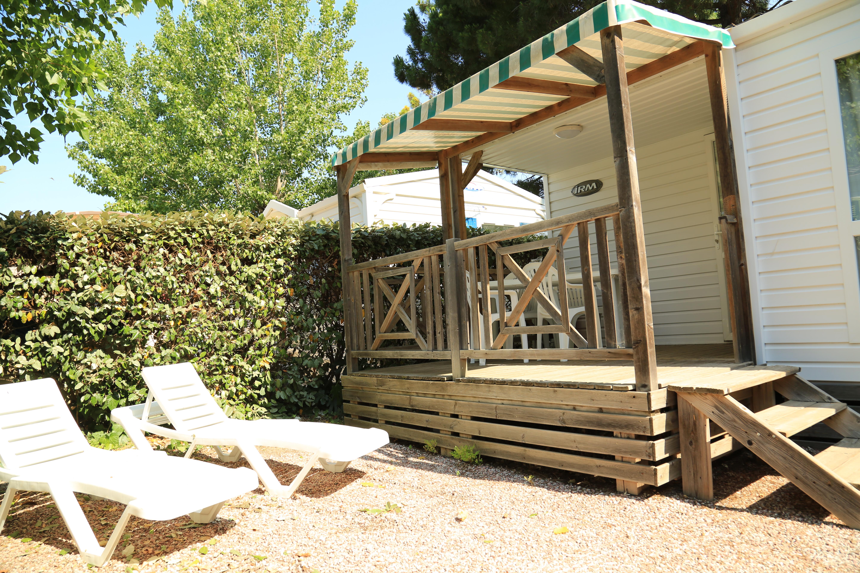 Mobilhome récent à vendre, Hérault