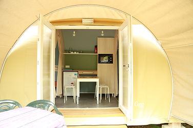 Camping Le Garel, 3 étoiles & piscine en Hérault, prox. cure Balaruc.