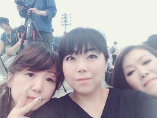 感動の花火大会~☆
