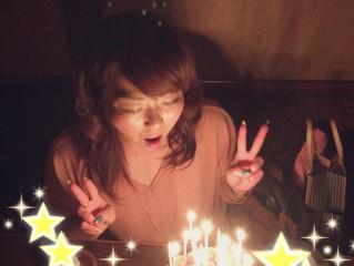 みんなありがとう!~感謝のbirthday