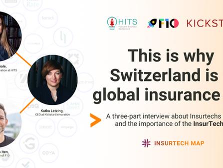Darum ist die Schweiz ein weltweiter Insurance Hub (Part 3)