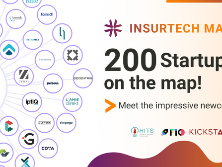 200 Startups on the Map!