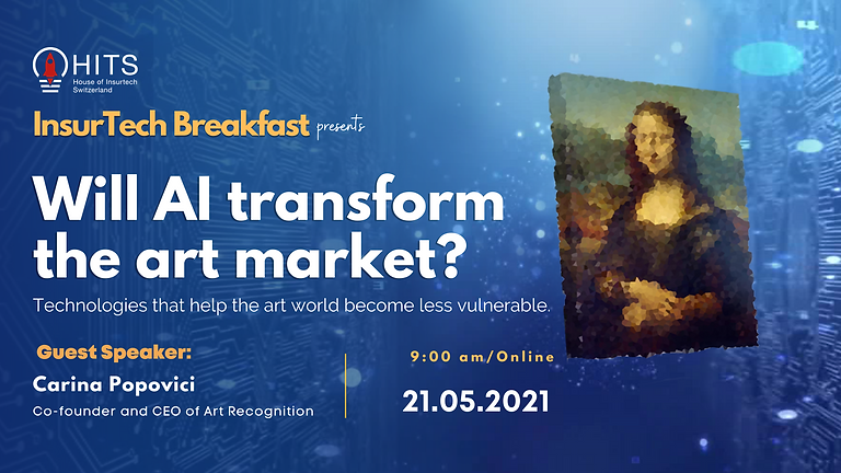HITS InsurTech Breakfast with Art Recognition
