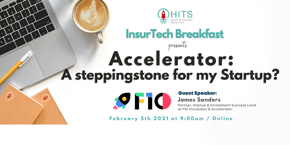 HITS InsurTech Breakfast with F10
