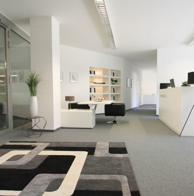 Büro-Staging