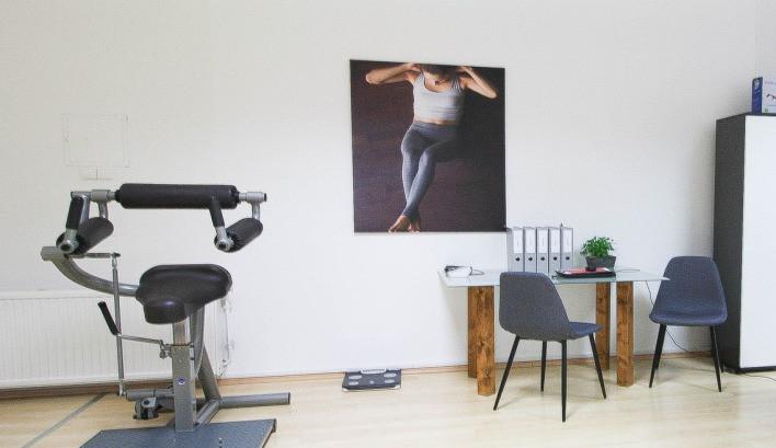 Umgestaltung Fitnesscenter