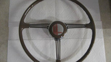 1941 Pontiac Steering Wheel