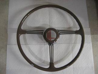 1941 Pontiac Steering Wheel