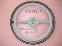 53 Chevy - Downsized