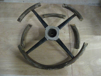 1930 Chevrolet (wooden wheel)