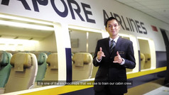 Singapore Airlines: Training Facilities Tour