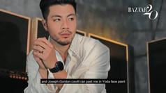 Benjamin Kheng - Rapid Fire Questions   Harper's Bazaar