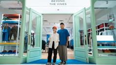 Interview with Beyond The Vines   Harper's Bazaar