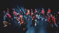 Recognize! Student Dance Production 2019   Finale Item   Front Row 4K