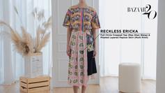 Harper's Bazaar: Festive Dressing by Jeffrey Yan